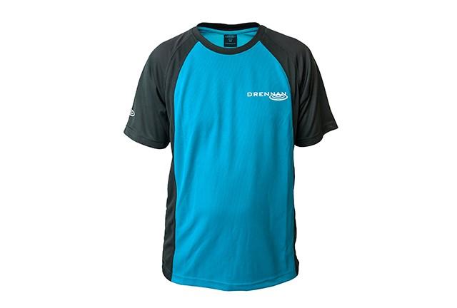 c185bea15c Drennan triko Performance T-Shirt Aqua vel. XL