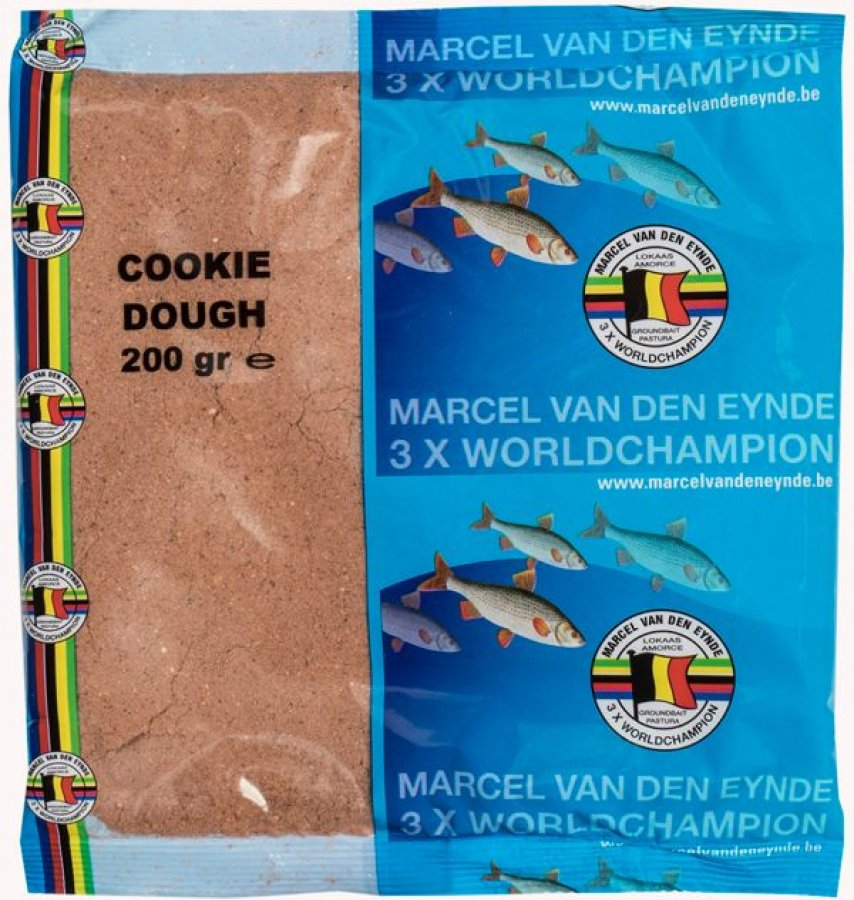 MVDE posilovač Cookie Dough 200g