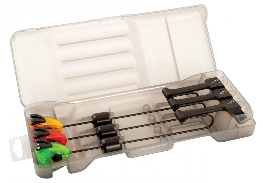 Fox MK3 Swinger Presentation Set 3-Rod - Colour