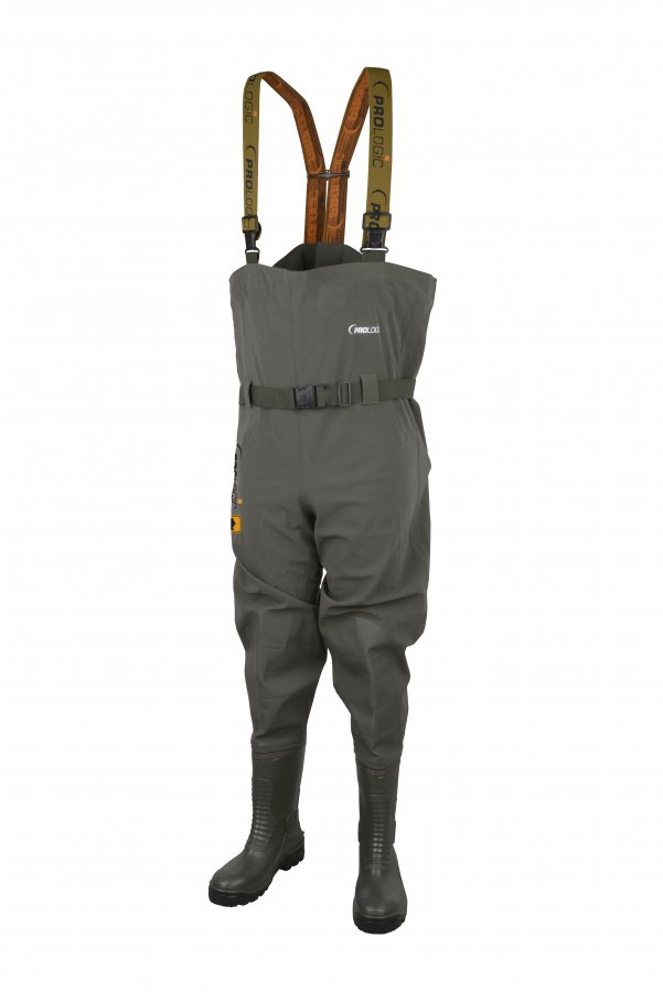 Prologic prsačky Road Sign Chest Wader w/Cleated Sole 44-9