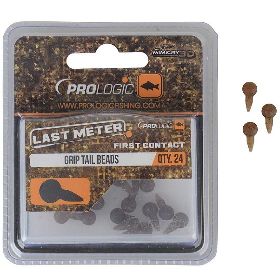 Prologic LM Mimicry Grip Tail Beads 24 ks
