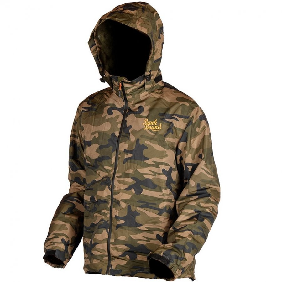 Prologic souprava Bank Bound 3-Season Camo Set vel. XXL