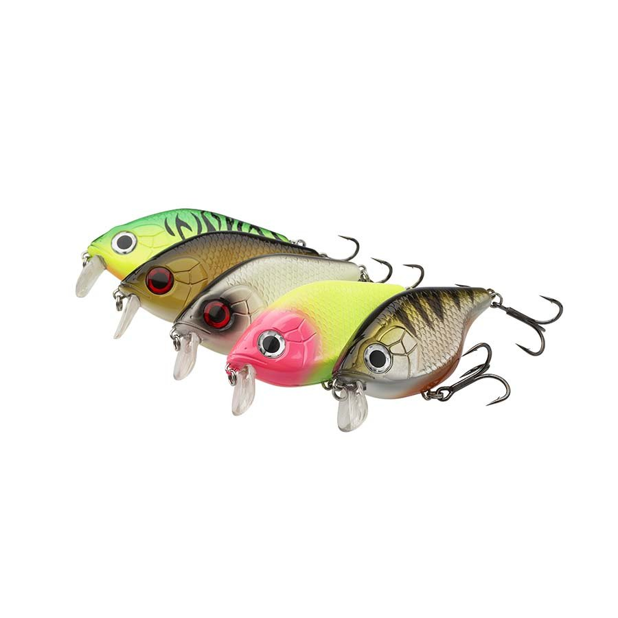 DAM Madcat wobler Tight-s shallow 65 g perch