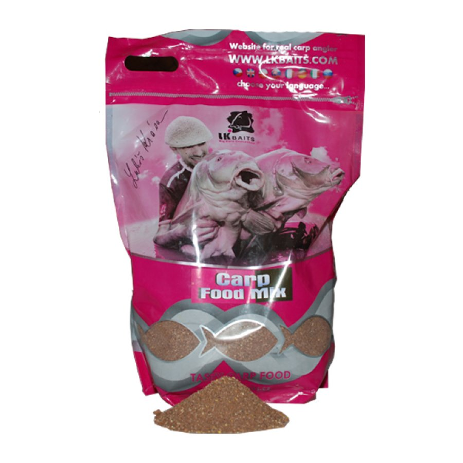 LK Baits Carp Food mix 3kg