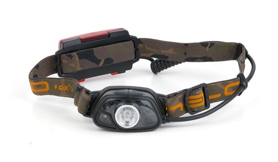 Fox čelovka Halo HeadTorch MS250