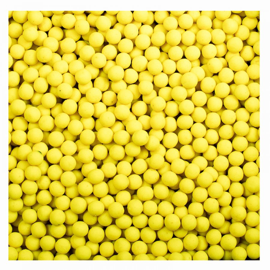 LK Baits IQ Method Feeder Boilies Fresh 10-12mm,150 ml Citrus