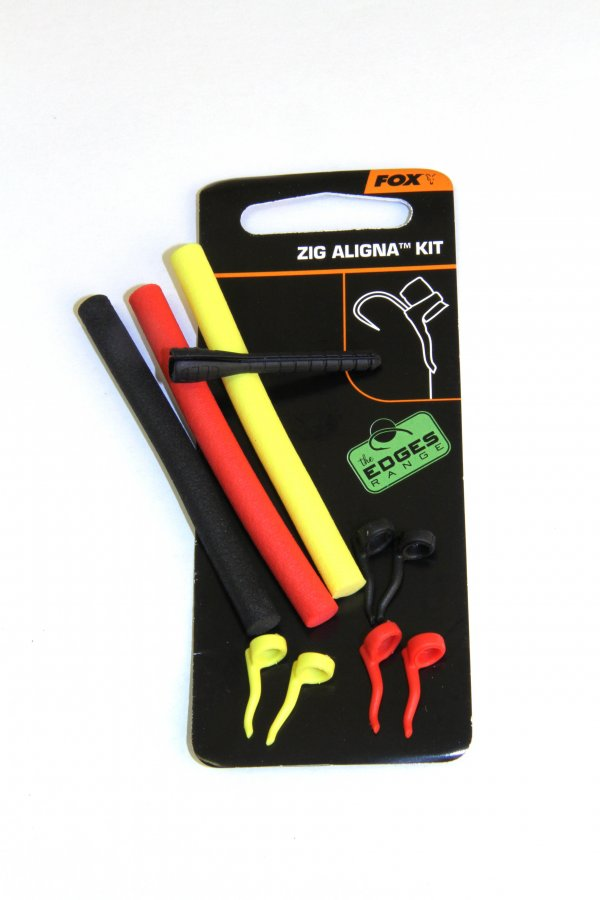 Fox Edges Zig Aligna Kit Red/Yellow/Black