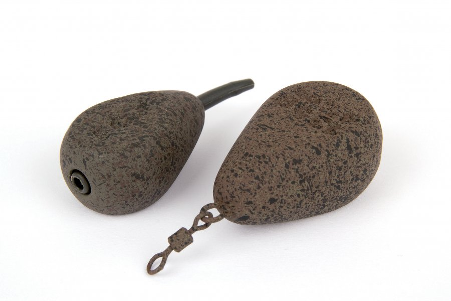 Fox olovo Flat Pear Lead Swivel 3,25oz / 92g