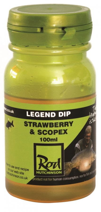 RH dip  Legend Boilie Dip Strawberry & Scopex