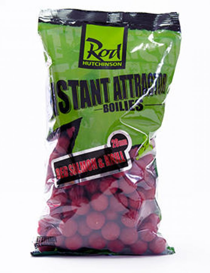 RH boilies Instant Attractor Red Salmon & Krill 20mm 1kg