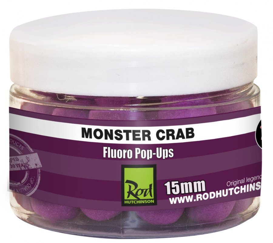 RH Fluoro Pop-Ups Monster Crab with Shellfish Sense Appeal  15mm