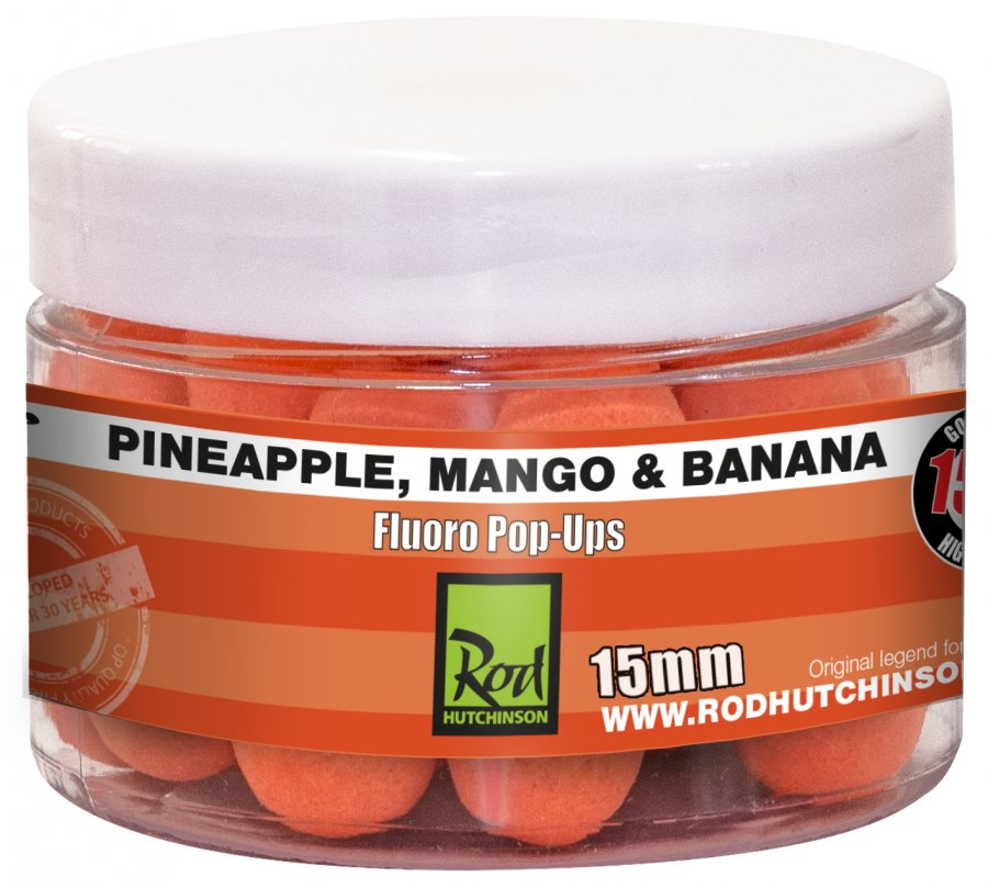 RH Fluoro Pop-Ups Pineapple, Mango & Banana  15mm