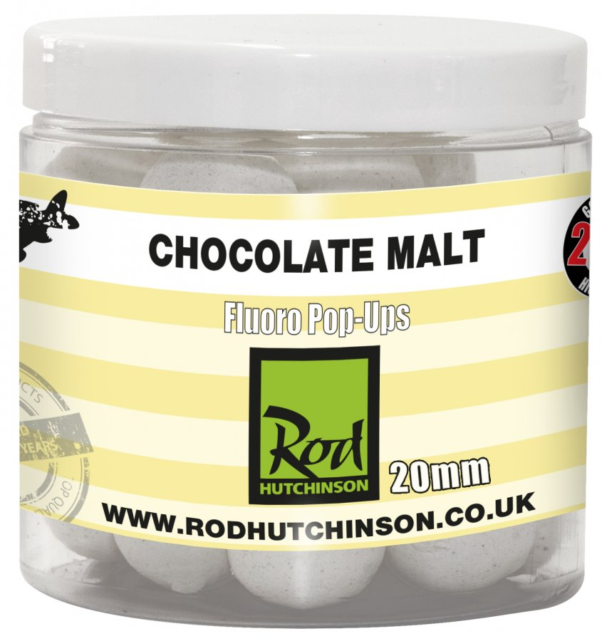 RH Fluoro Pop-Ups Chocolate Malt with Regular Sense Appeal