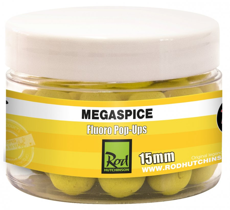 RH Fluoro Pop-Ups Megaspice with Natural Ultimate Spice Blend 15mm