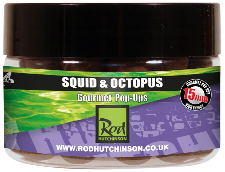 RH Pop-Ups Squid Octopus with Amino Blend Swan Mussell 15mm