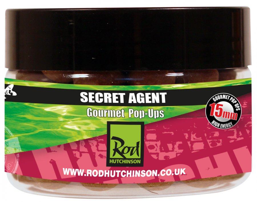 RH Pop-Ups Secret Agent with Liver Liquid 15mm