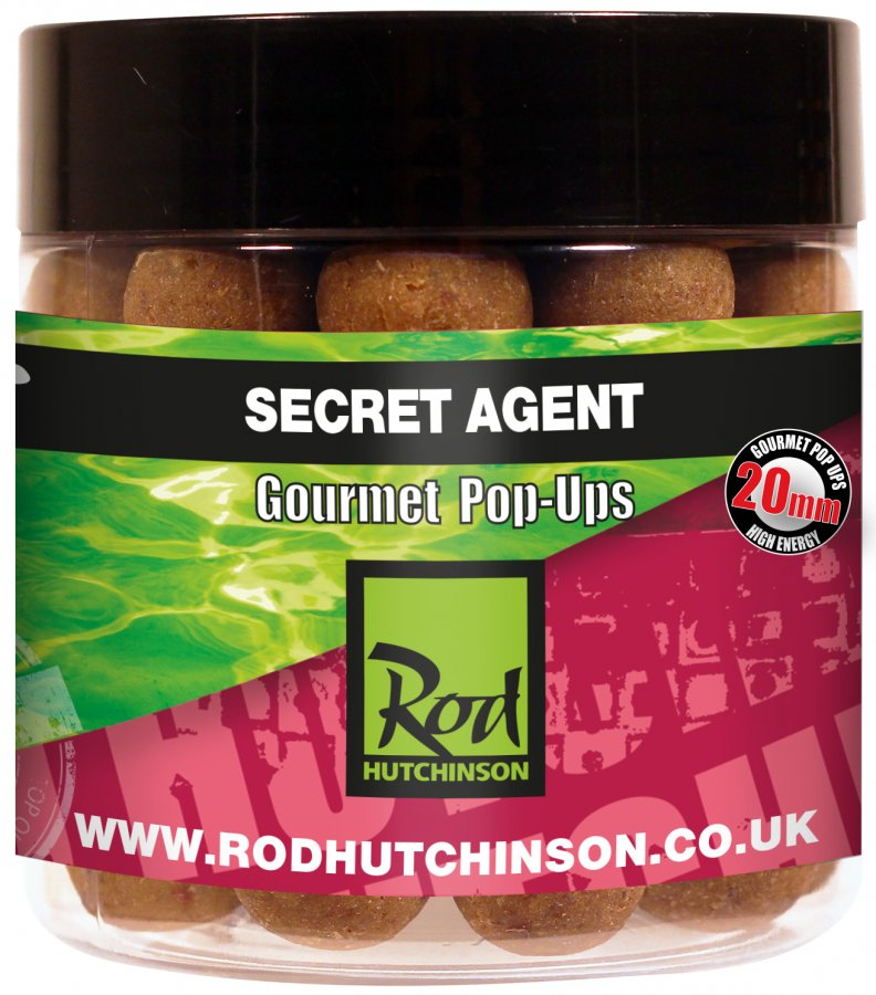 RH Pop-Ups Secret Agent with Liver Liquid