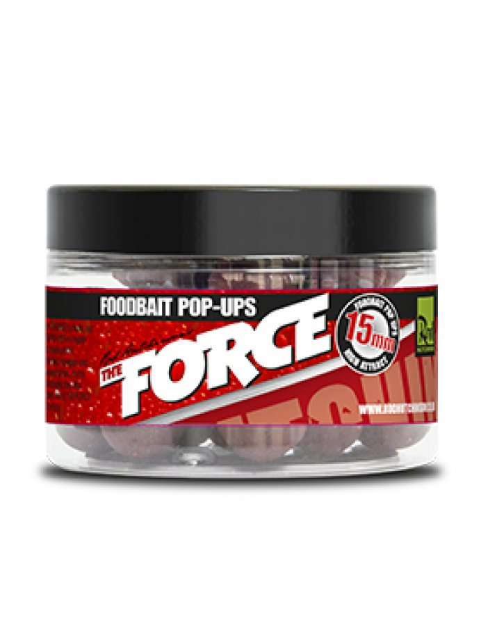 RH Food Bait Pop-Ups The Force 15mm