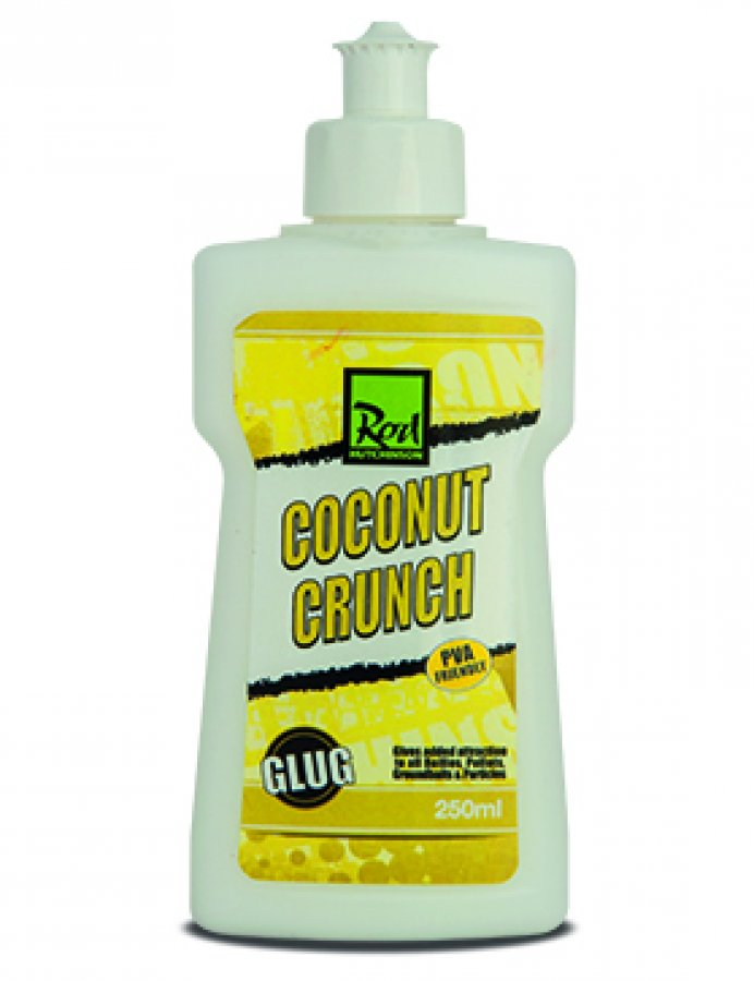 RH posilovač Glug Coconut Crunch 250ml
