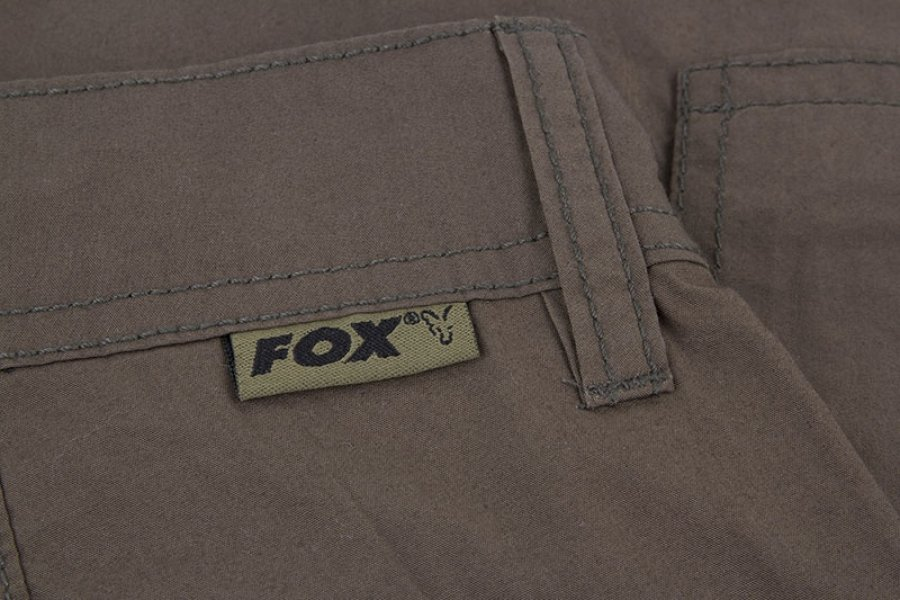 Fox kraťasy Chunk Lightweight Cargo Shorts Green Black vel. XL