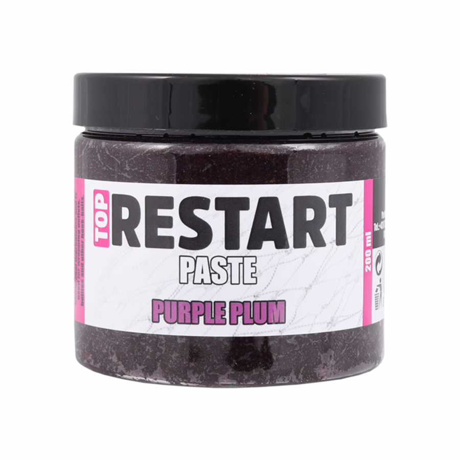 LK Baits Boilie Paste Purple Plum 200ml