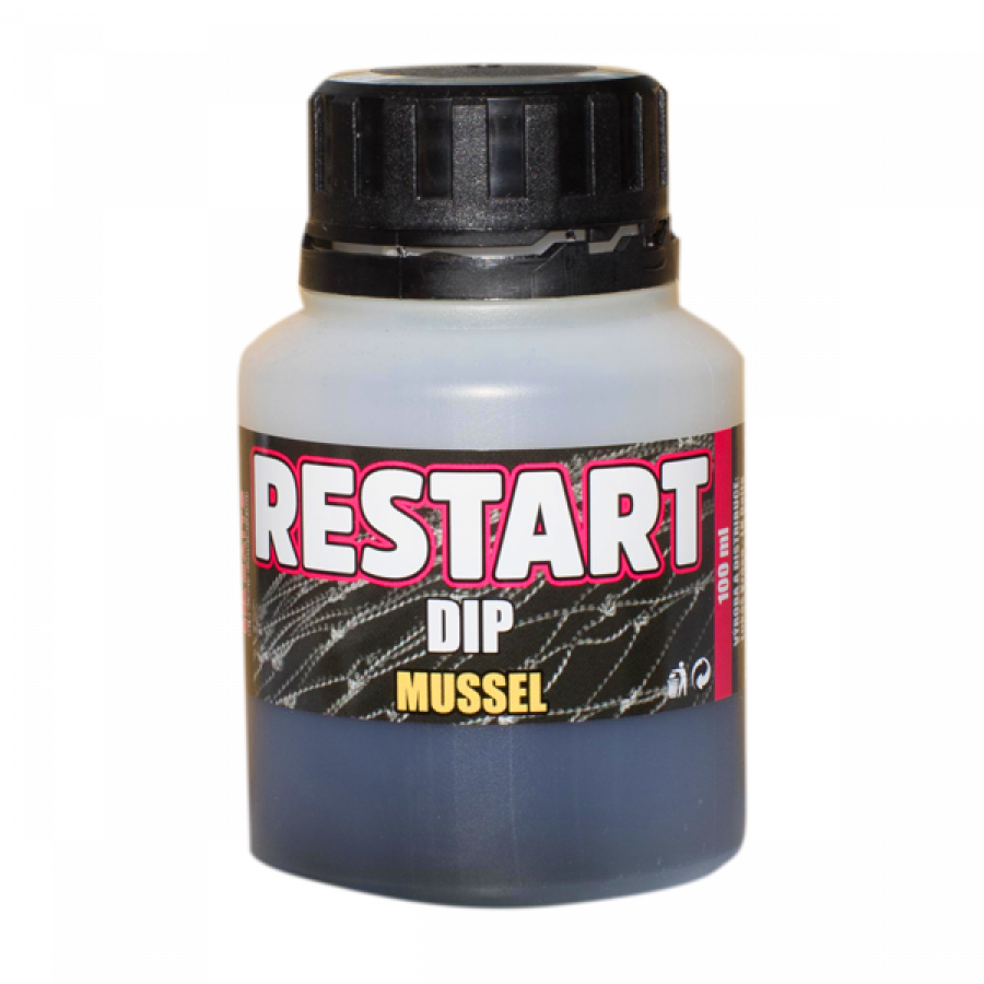 LK Baits ReStart Dip Mussel 100ml