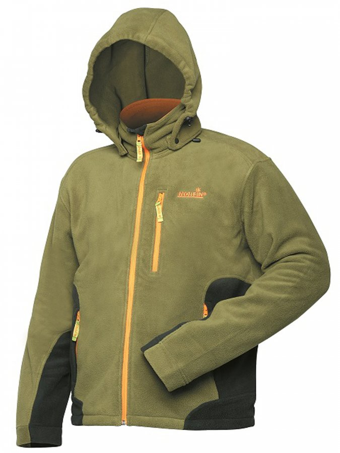 Norfin mikina Outdoor Fleece Jacket Green/zelená vel. XL