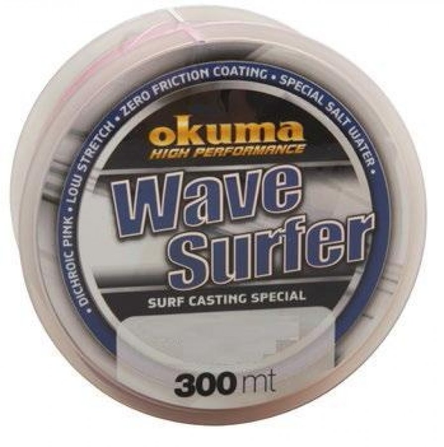 Okuma Wave Surfer 300m 12lb 5,5kg 0,25mm