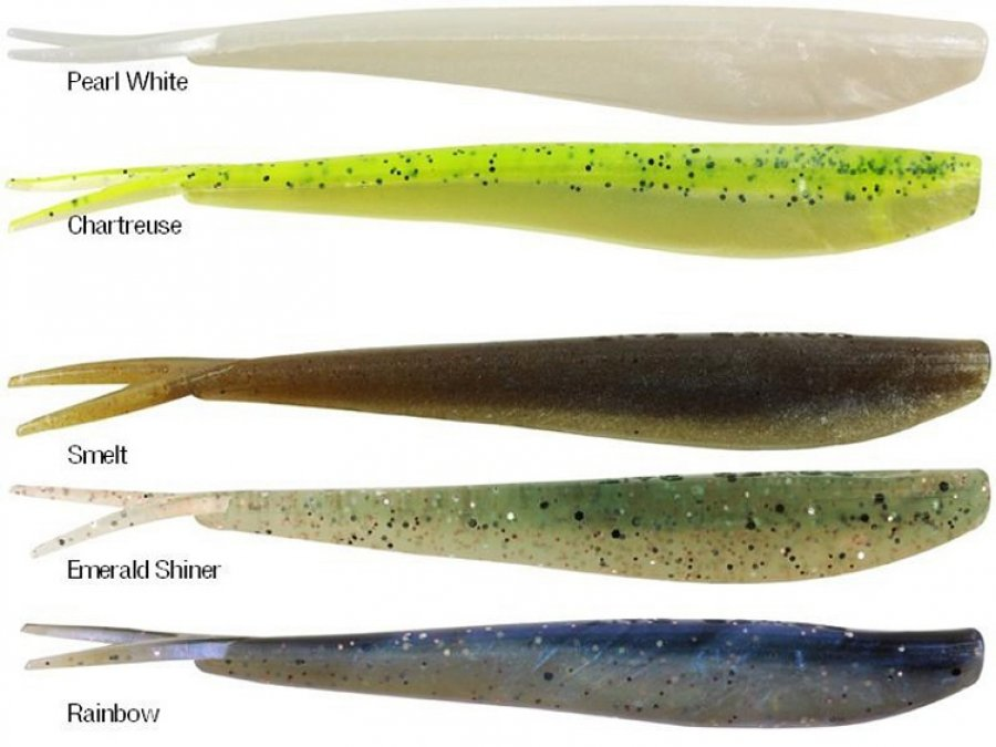 Berkley Power Bait Minnow 5cm Smelt