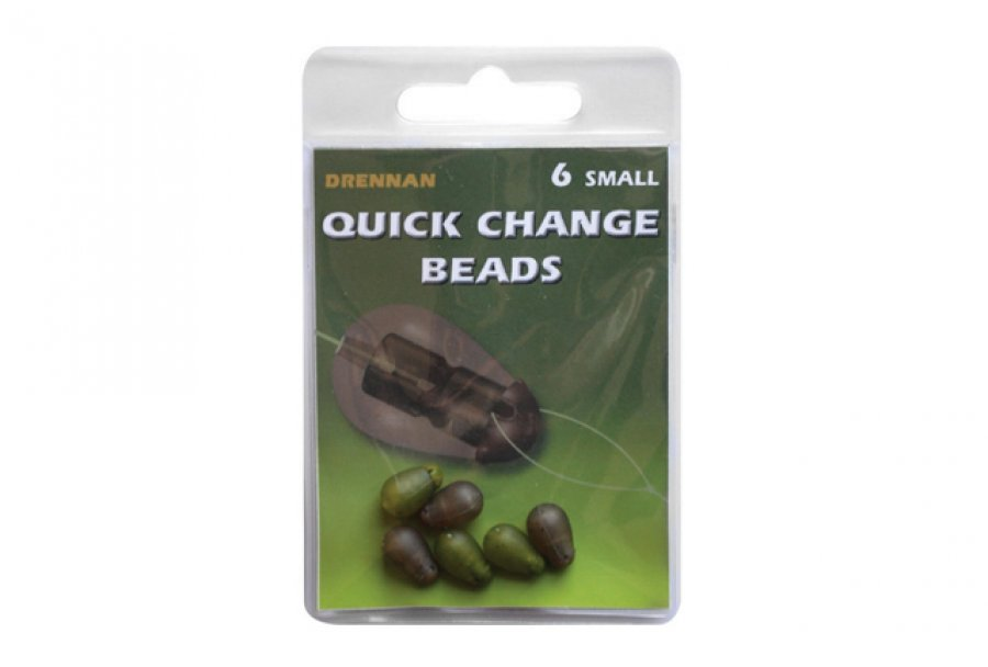 Drennan spojky Quick Change Beads Small