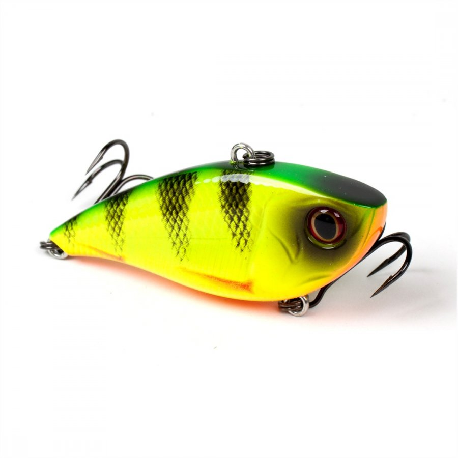 Savage Gear wobler Fat Vibes 6,6cm 21g Fire Perch