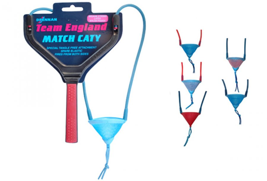 Drennan prak Team England Match Caty Medium Soft Mesh Pouch