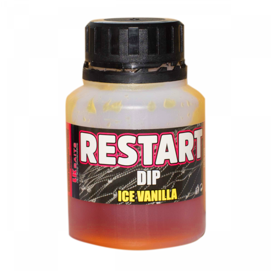 LK Baits ReStart Dip Ice Vanilla 100ml