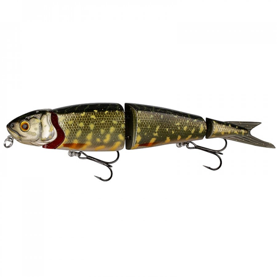Savage Gear Wobler 4Play Herring Swim&Jerk 19cm 52g SS14 - Jack Pike 3D