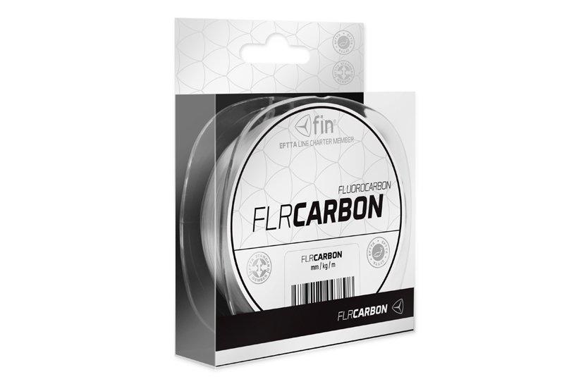Delphin FLR CARBON - 100% fluorocarbon / 50m 0,185mm 6,0lbs