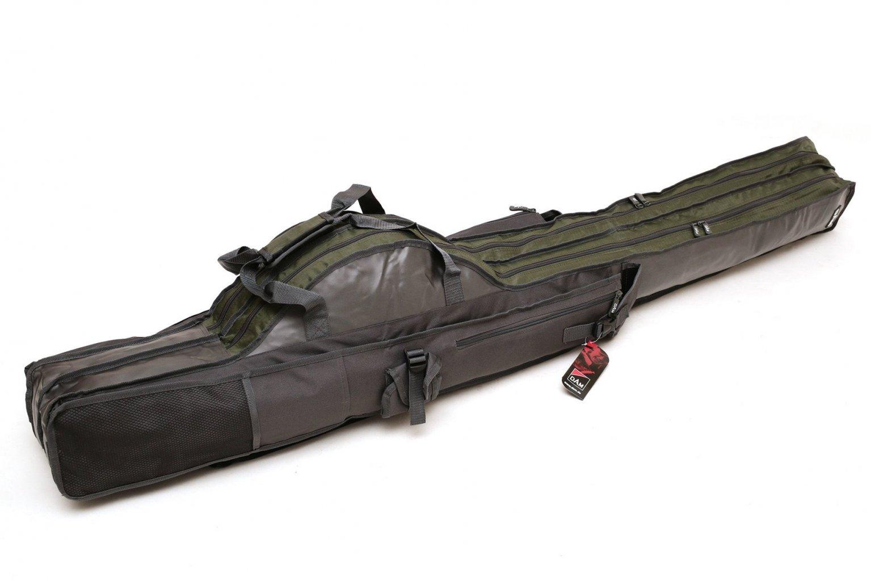 Levně DAM pouzdro na prut 2 Compartment Rod Bags 1,1m