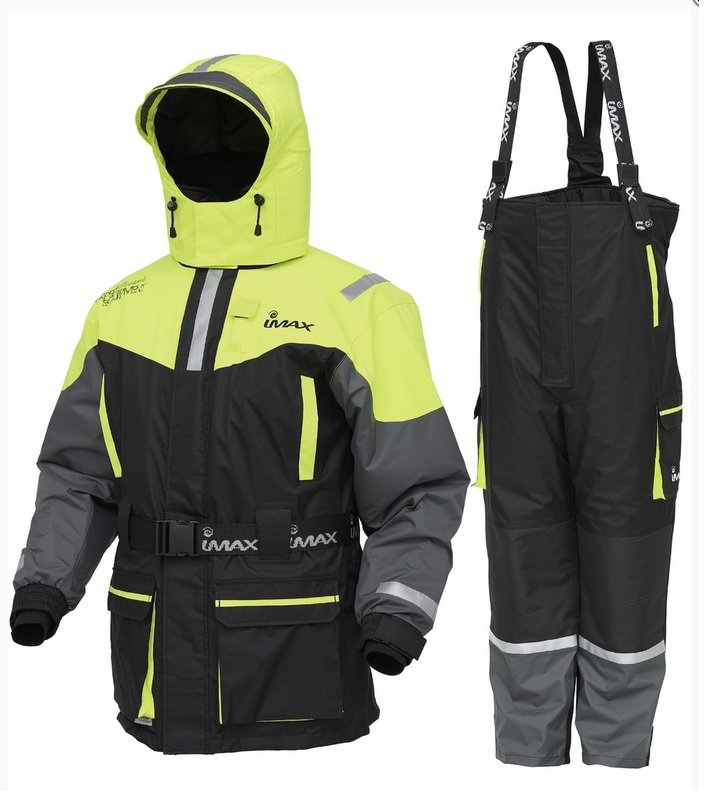 IMAX plovoucí oblek SeaWave Floatation Suit vel. L