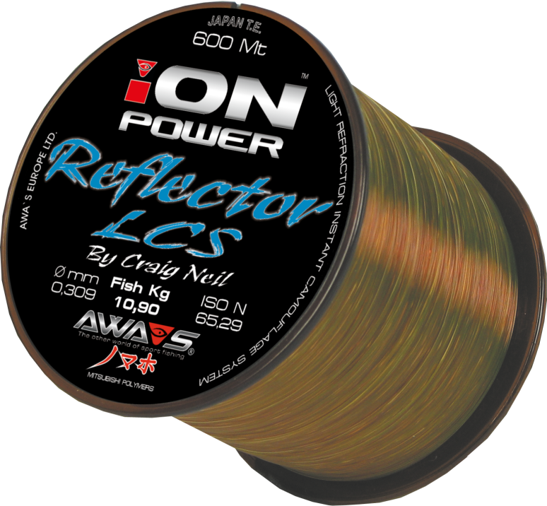 Levně Awa-Shima vlasec Ion Power Reflector LCS 0,274mm 600 m