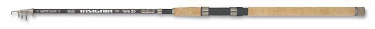 Mivardi prut Insignia Tele 3,6 m 25 - 75 g