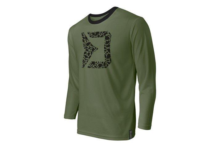 Delphin tričko s dlouhým rukávem RAWER Carpath vel.S