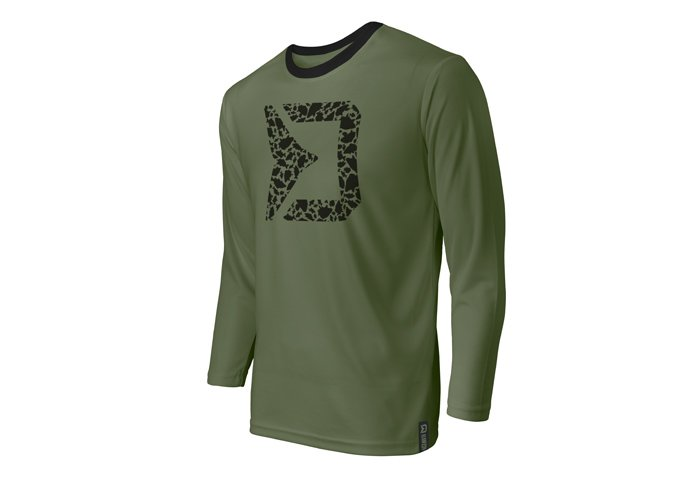 Delphin tričko s dlouhým rukávem RAWER Carpath vel.2XL