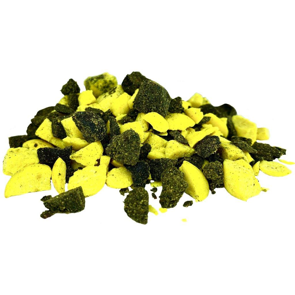 LK Baits Crushed Boilies PVA 800g Nutric Acid/Pineapple L