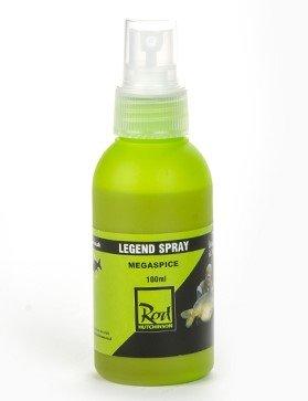 RH sprejov� dipy na boilies Legend Dip Spray Megaspice