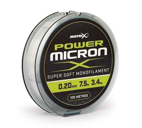 Fox Matrix Power Micron X 100m 0,16mm 5,5lb