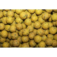 LK Baits Euro Economic Boilies G-8 Pineapple 5kg, 18 mm