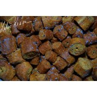 LK Baits ReStart Pellets Ice Vanilla 1kg, 12-17mm