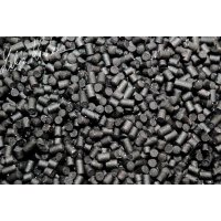 LK Baits Salt Black Hallibut Pellets 1kg, 4mm