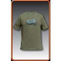 ESP triko Urban T-Shirts Green L