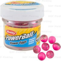 Berkley jikry Power Bait Eggs Clear Pink