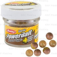 Berkley jikry Power Bait Garlic Eggs Clear Gold Natural